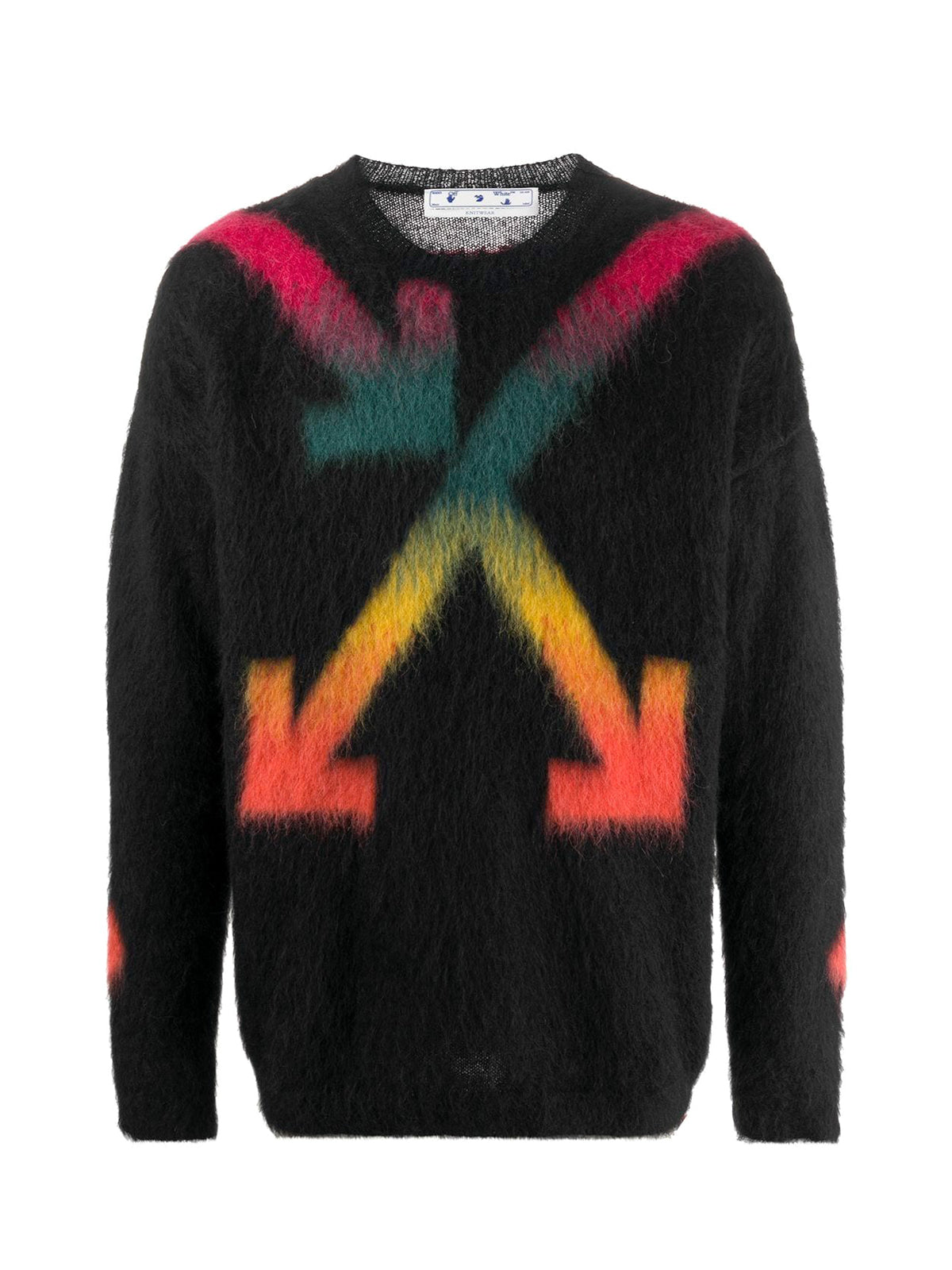 ARROWS FUZZY KNITWEAR