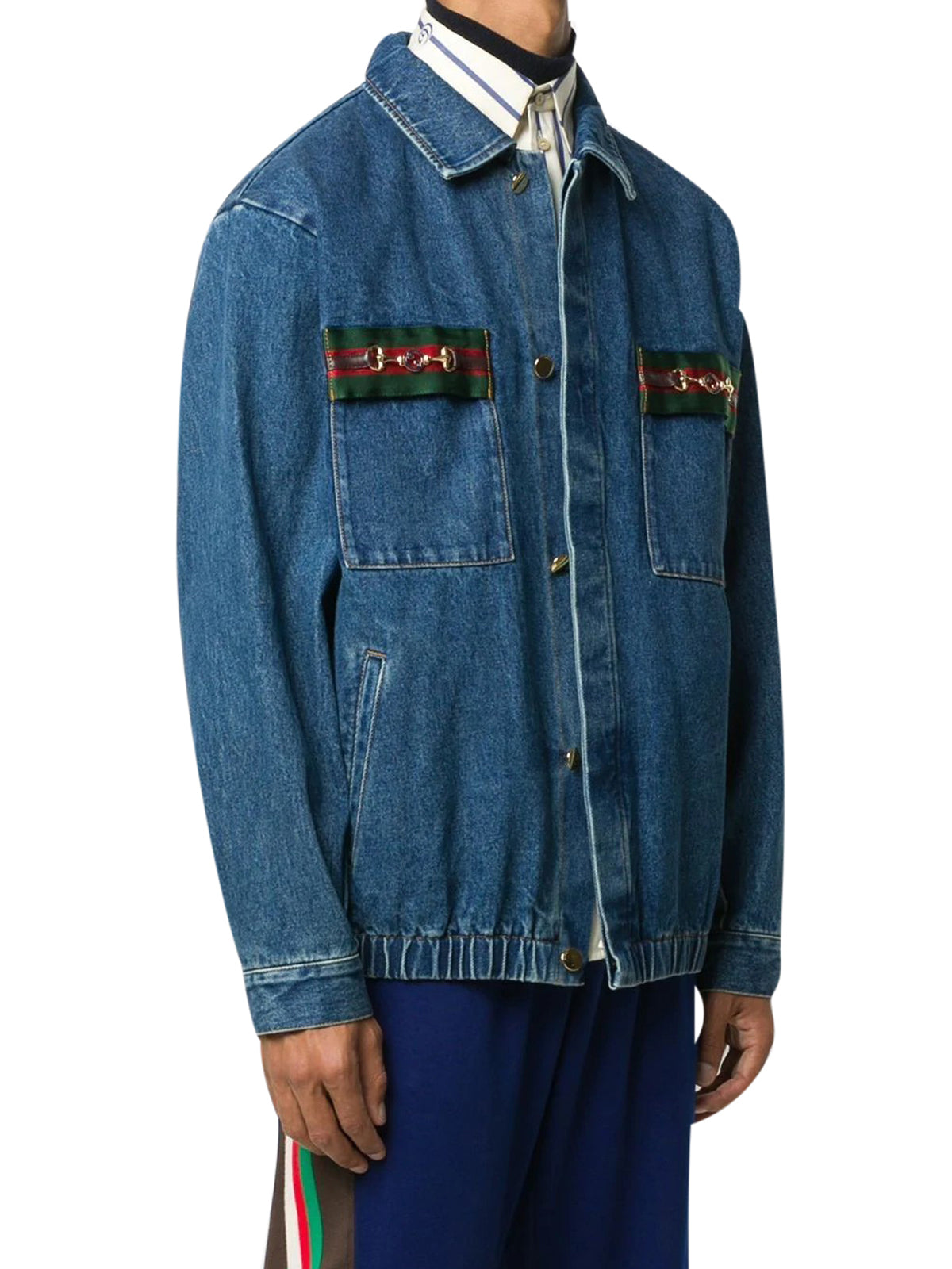 JACKET IN DENIM