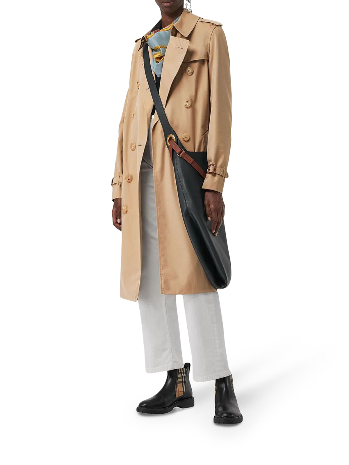 The Long Kensington Heritage Trench Coat