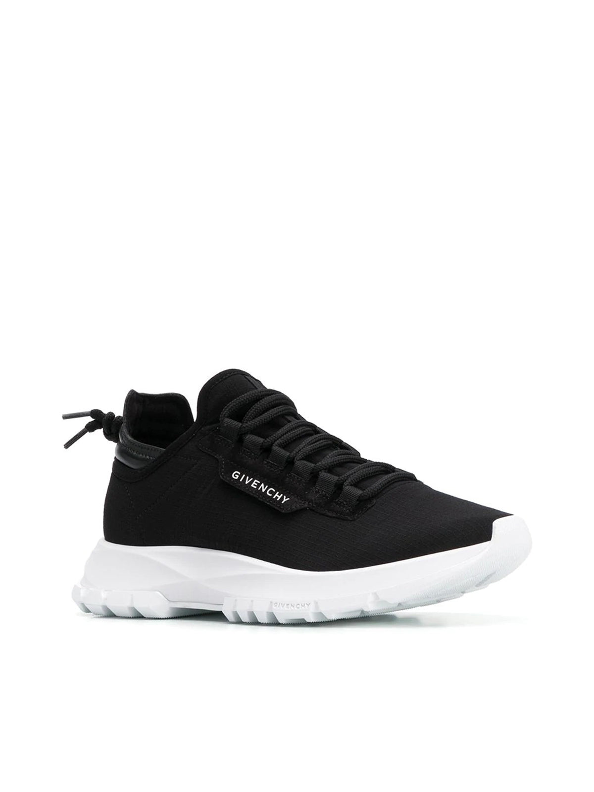 perforated low-top sneakers