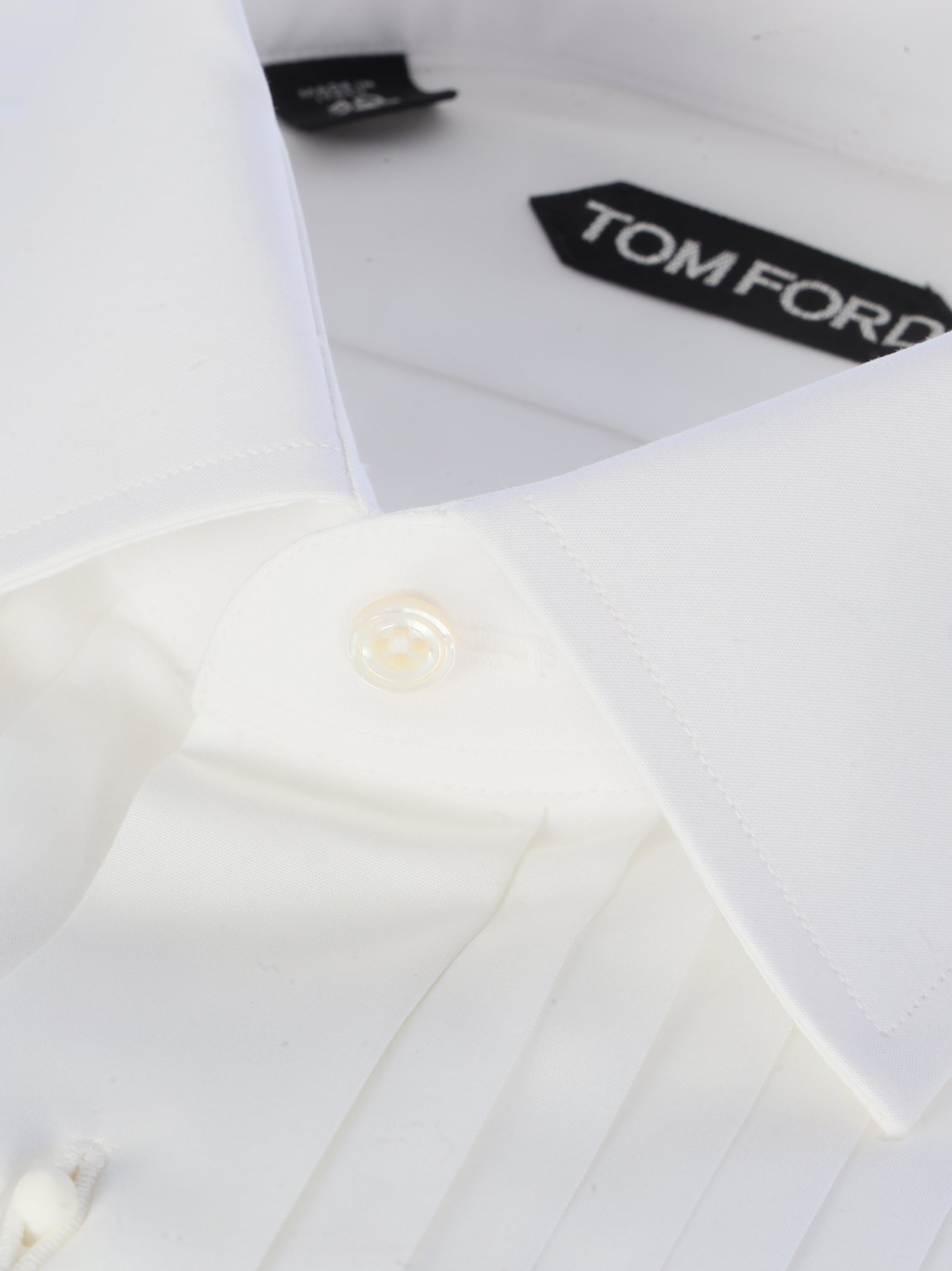 POPLIN SLIM FIT FRENCH CUFF