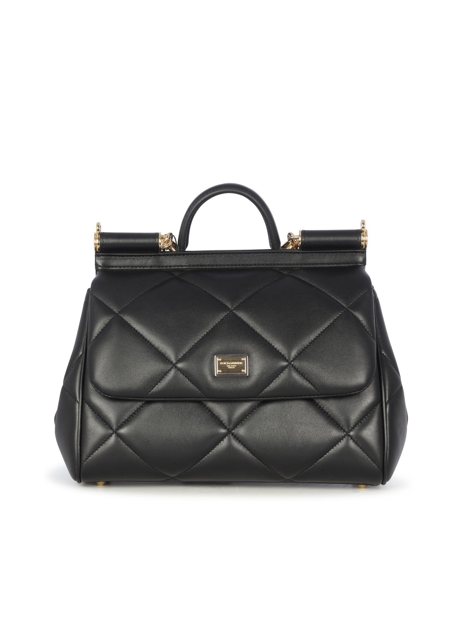 medium quilted Sicily bag