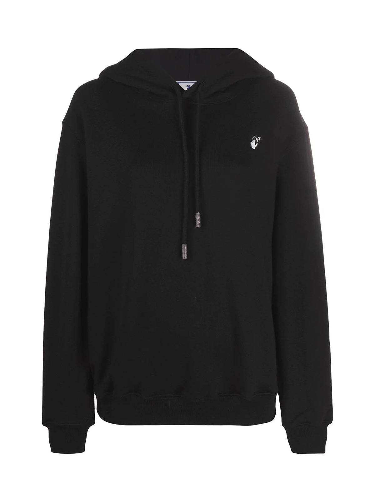 FLOCK ARROW REG HOODIE BLACK GREEN