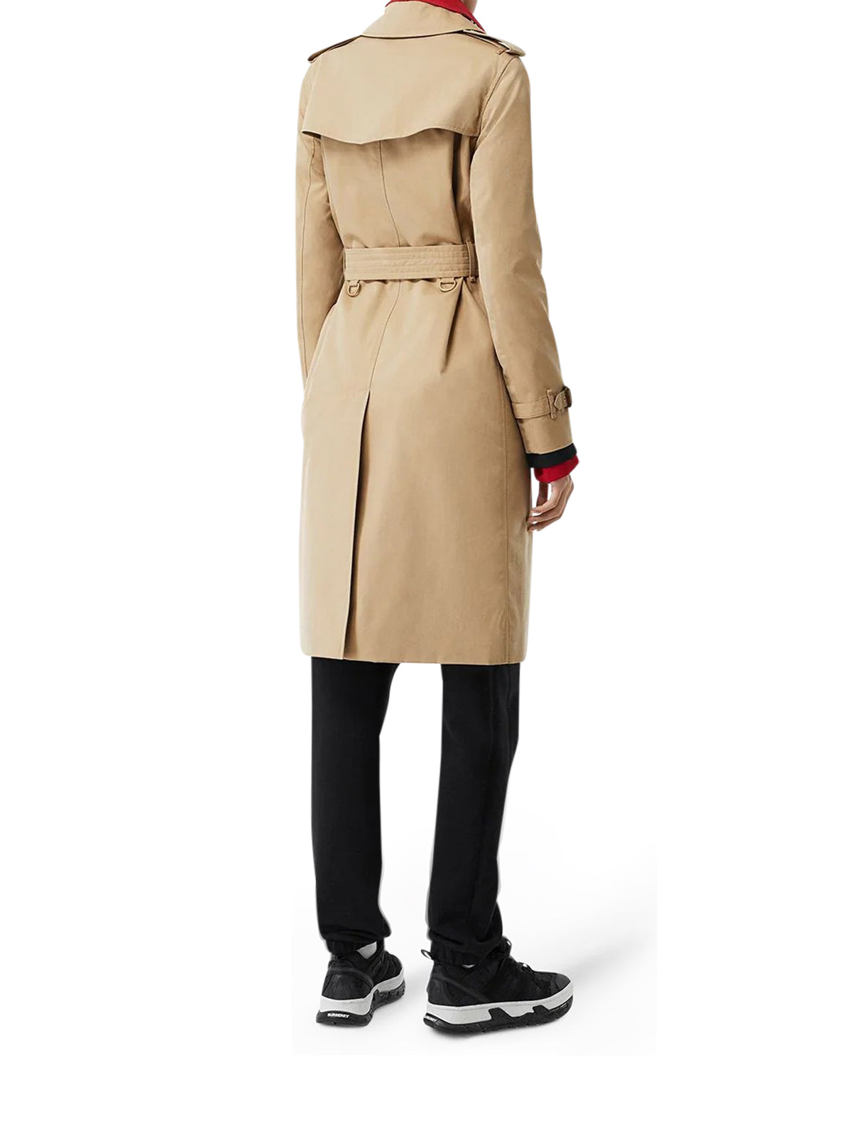 Kensignton Heritage double-breasted trench coat
