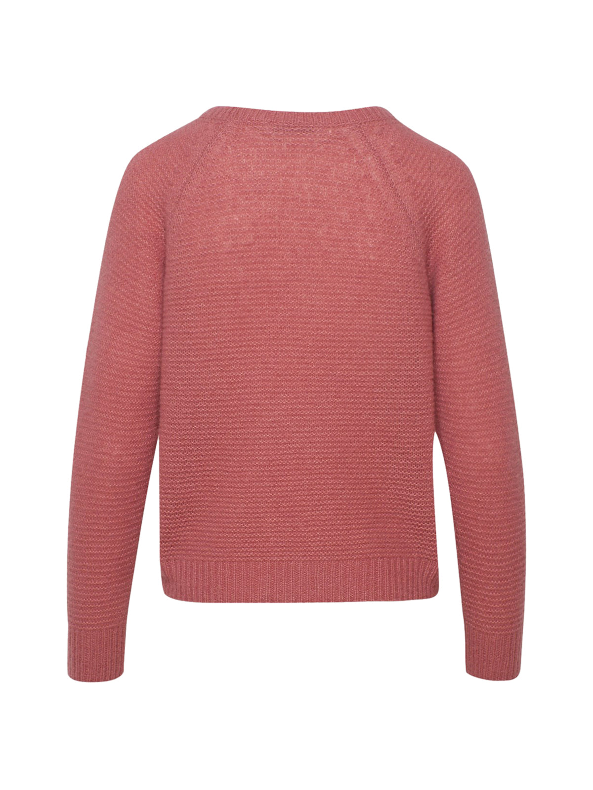 Cashmere and silk knitwear