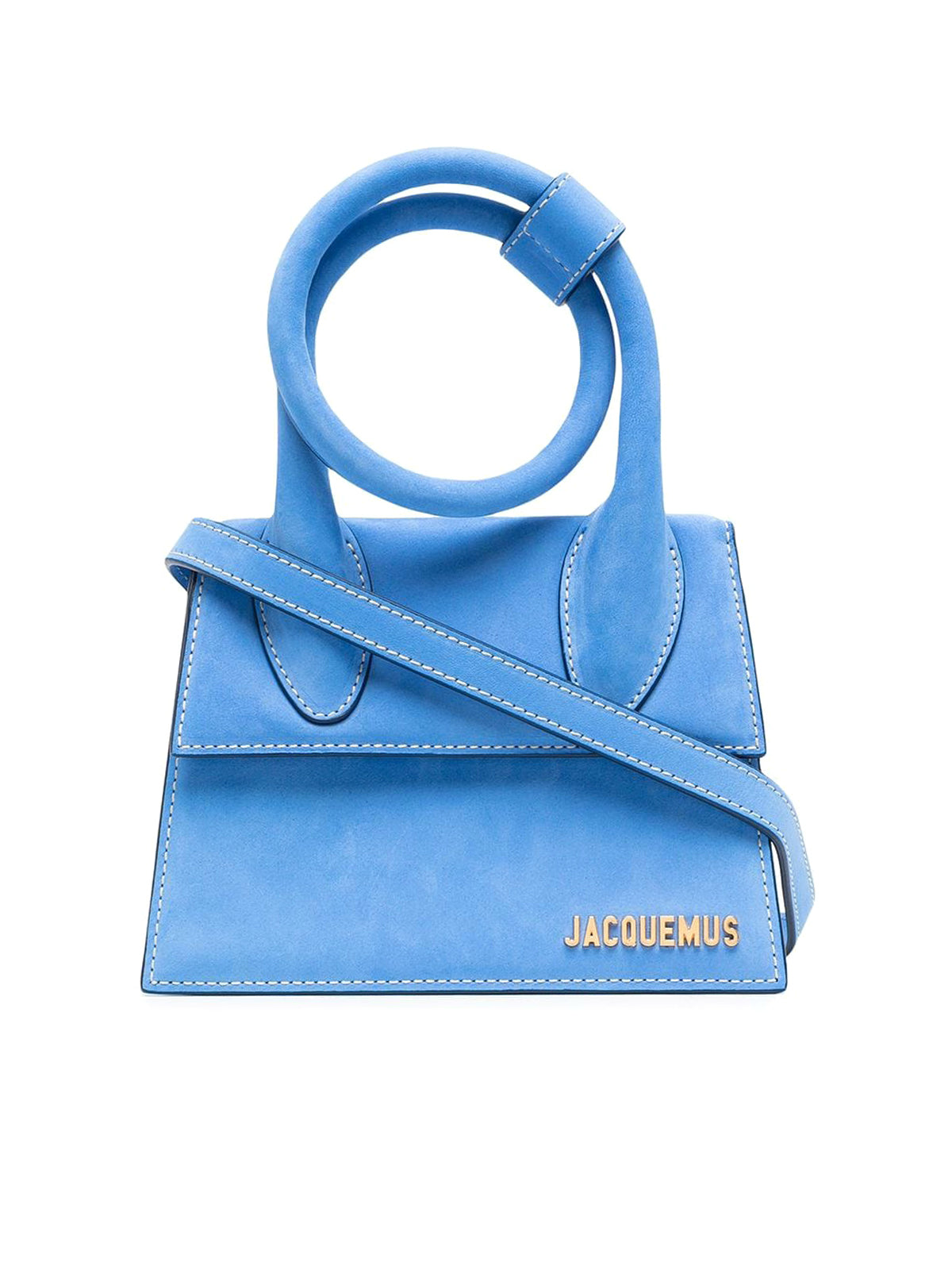 Le Chiquito Noeud top-handle bag