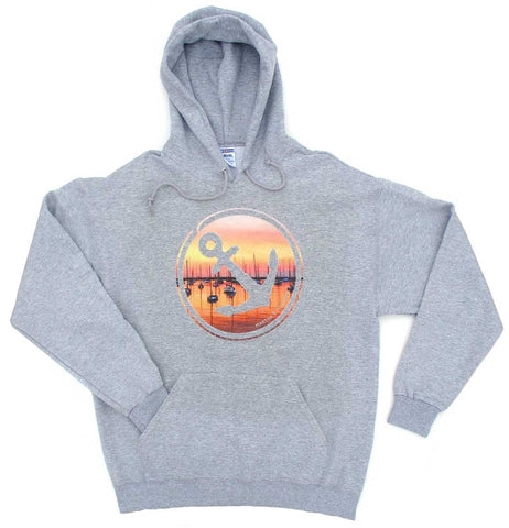 Vineyard Haven Sunset Hoodie