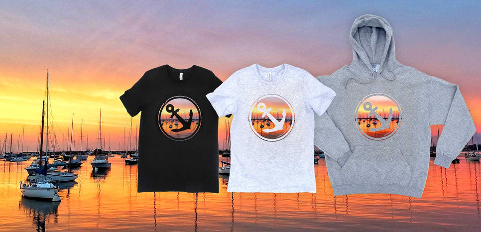 NEW Anchor Photo T-shirts and Hoodies