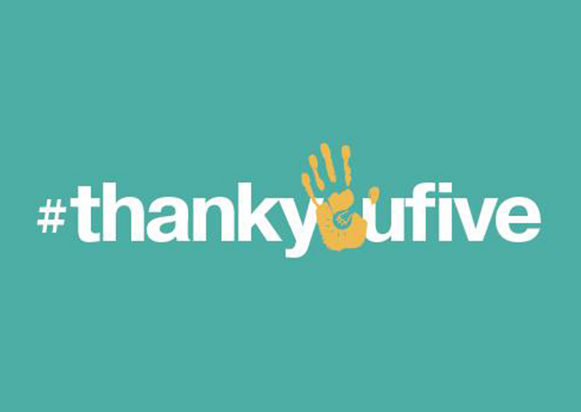 The Cre8sian Project Spotlight: Update on #thankyoufive