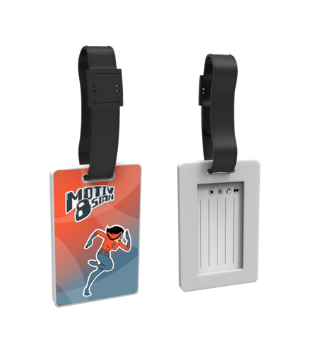 Motiv8sian Luggage Tag