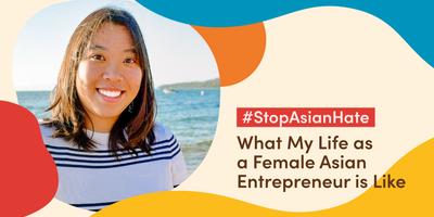 What My Life as A Female Asian Entrepreneur is Like with Co-Founder Kim