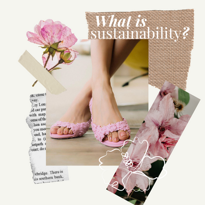 BIG WORD, BIG IMPACT: SUSTAINABILITY