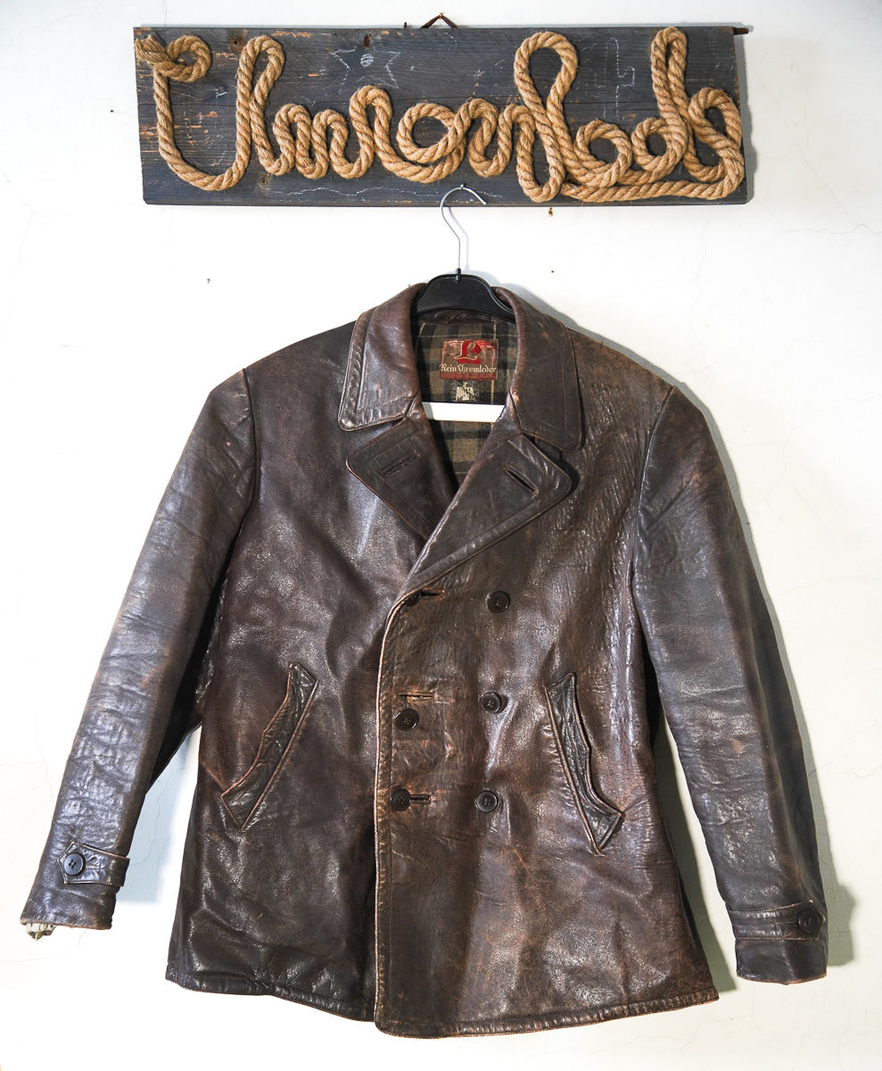 German 50s biker jacket