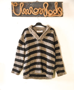 Sweater1 00%  wool Irish