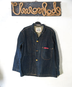 Levi's Visionary 31 blue jacket size L