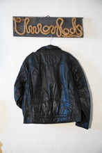 Load image into Gallery viewer, Harley Davidson Leather Jacket 70s size L-XL