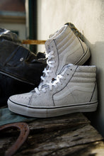 Load image into Gallery viewer, Vans sk8 Hi Lx white true