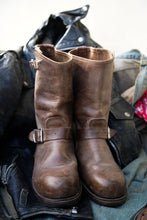 Load image into Gallery viewer, Vintage 883 Motorcycle Boots size 8