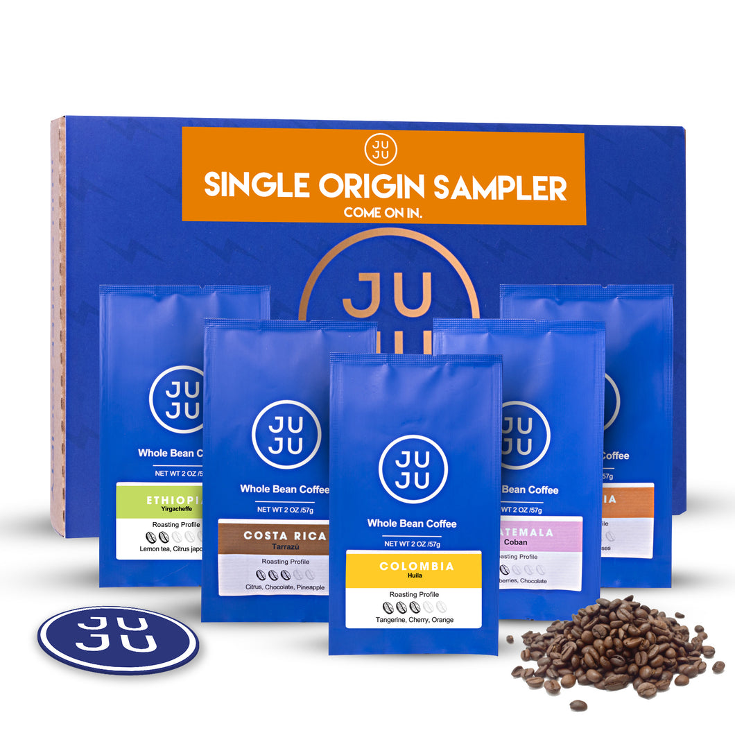 Sampler pack - Single origin