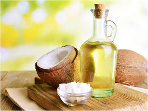 COCONUT OIL IN DAILY LIFE