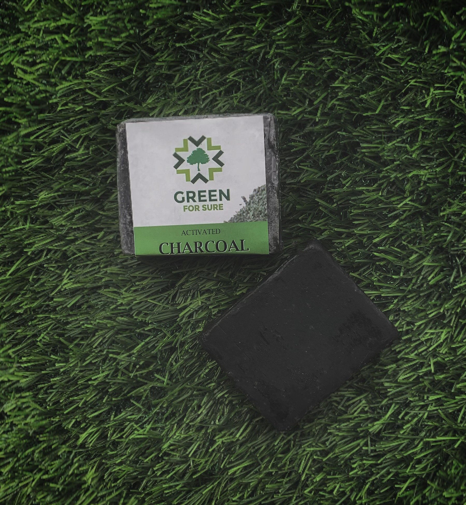 Activated Charcoal Cold Processed Soap ( 85 gms)