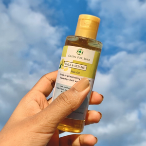 Amla Sesame Hair Oil
