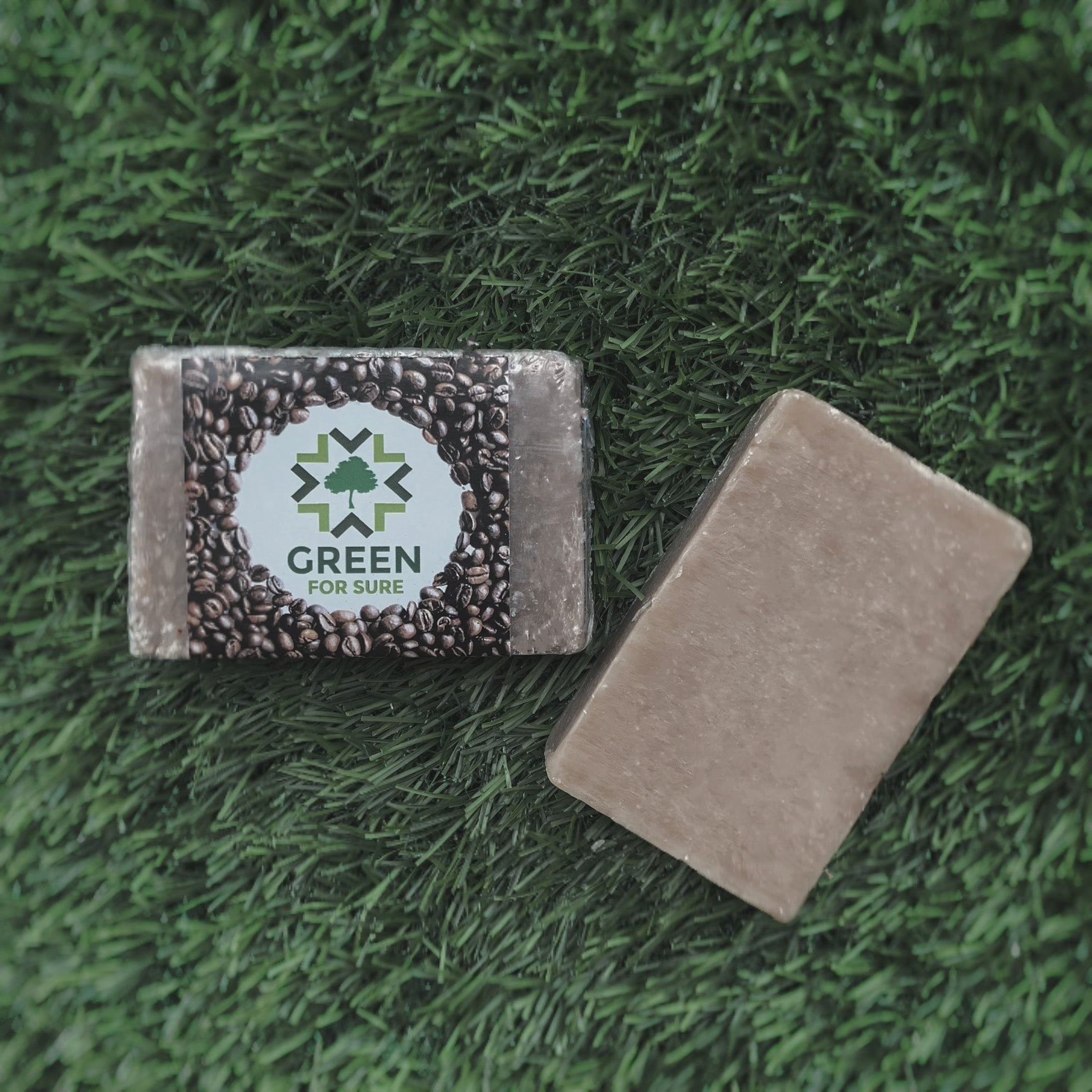 Coffee Bean Cold Processed Soap (100-110 gms)