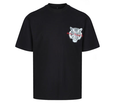 Tiger - T-shirt - Black