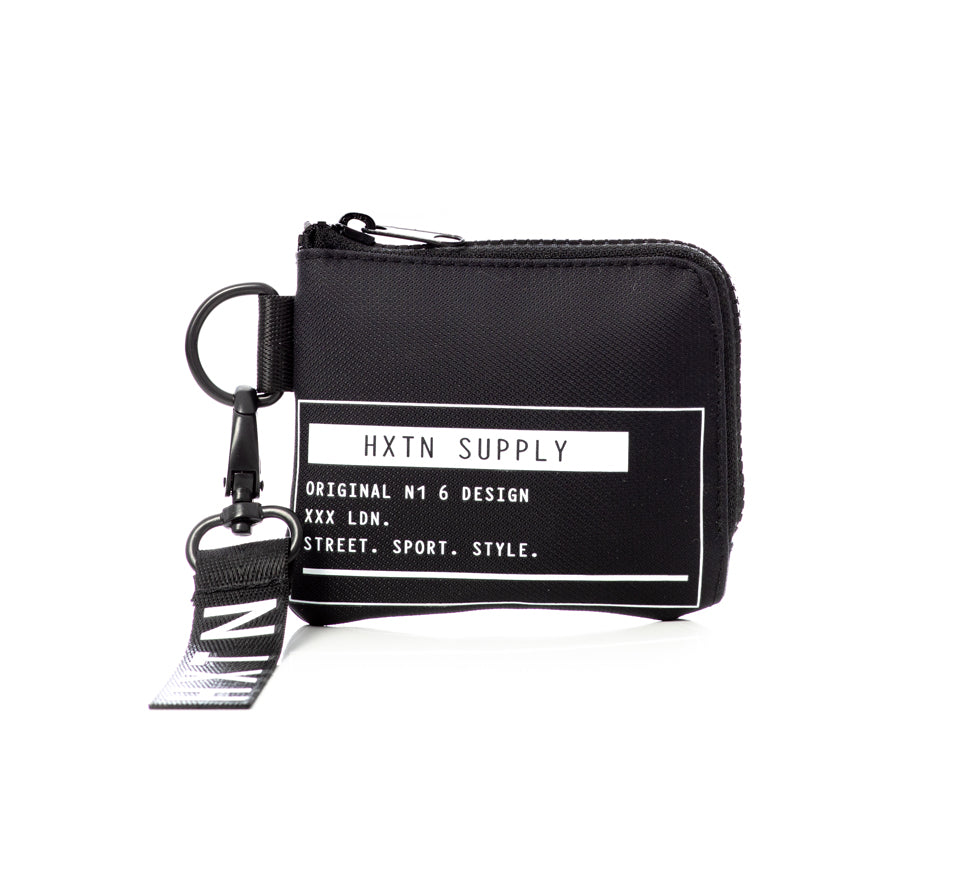 Black PRIME Money Pouch