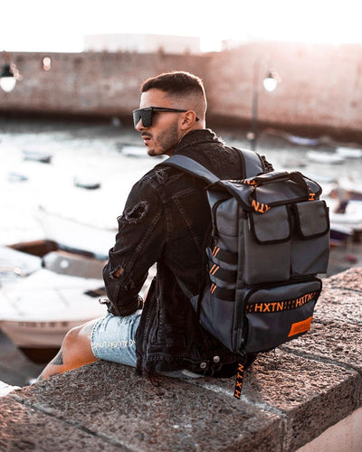 Charcoal UTILITY Traveller Backpack