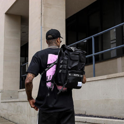 Black UTILITY Traveller Backpack