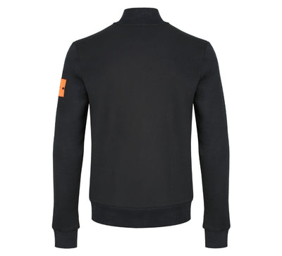Discord - Half Zip Sweatshirt - Black