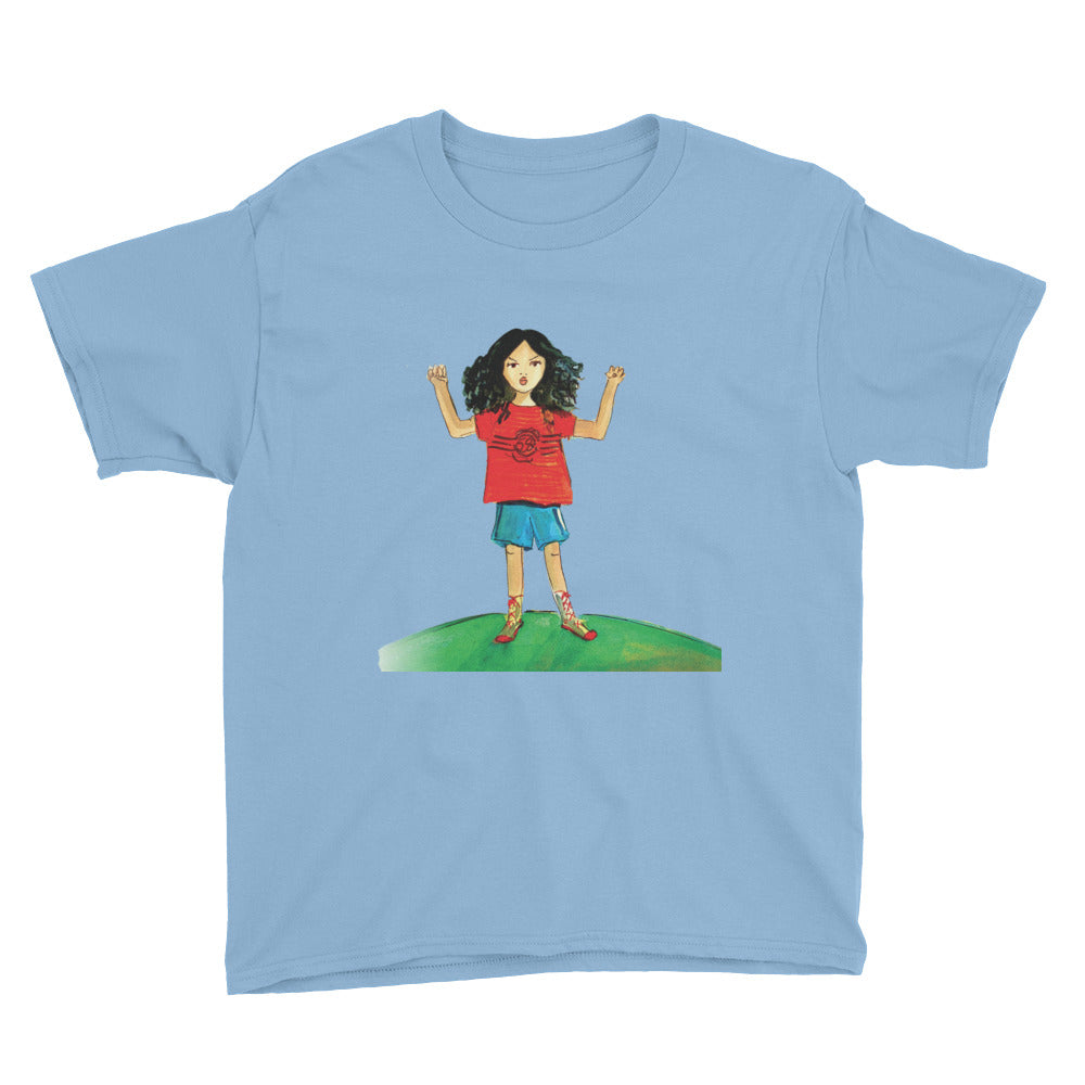 Youth Short Sleeve T-Shirt - Power Pose