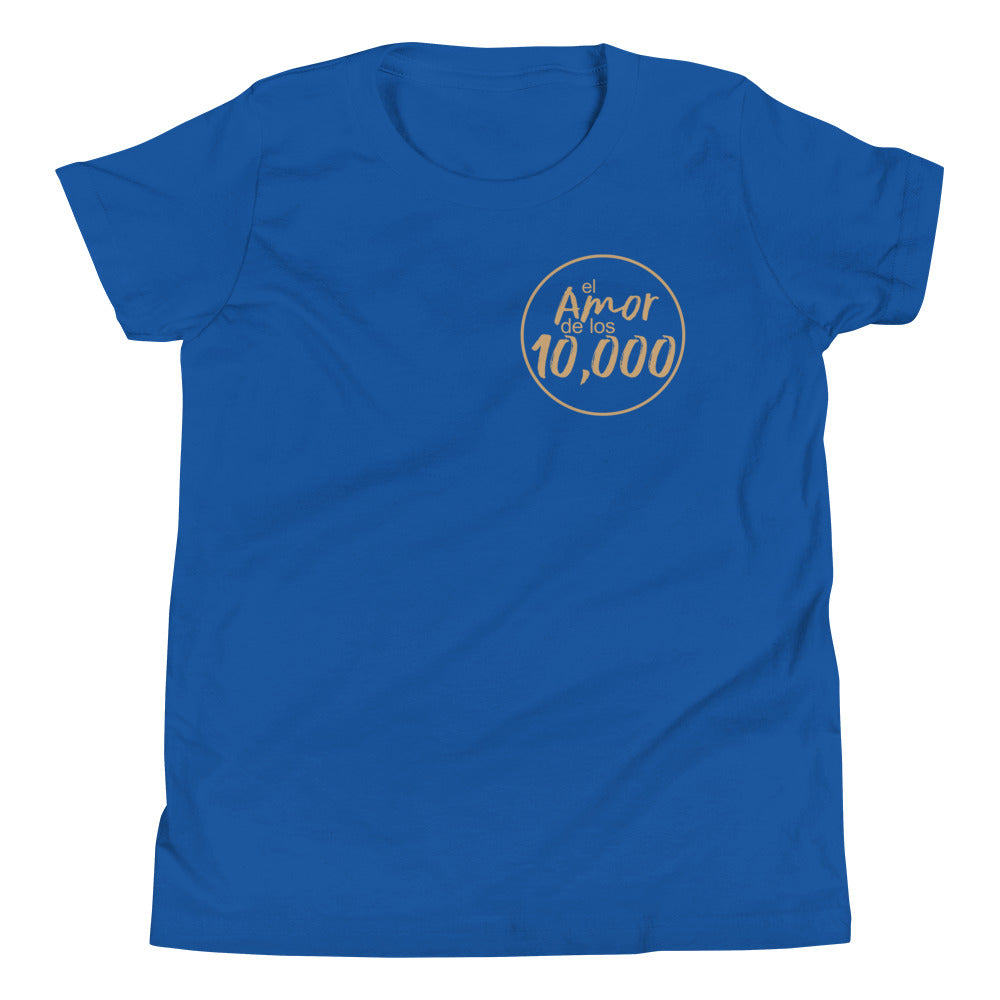 EXCLUSIVE: El Amor de los 10,000 Club Youth Short Sleeve T-Shirt