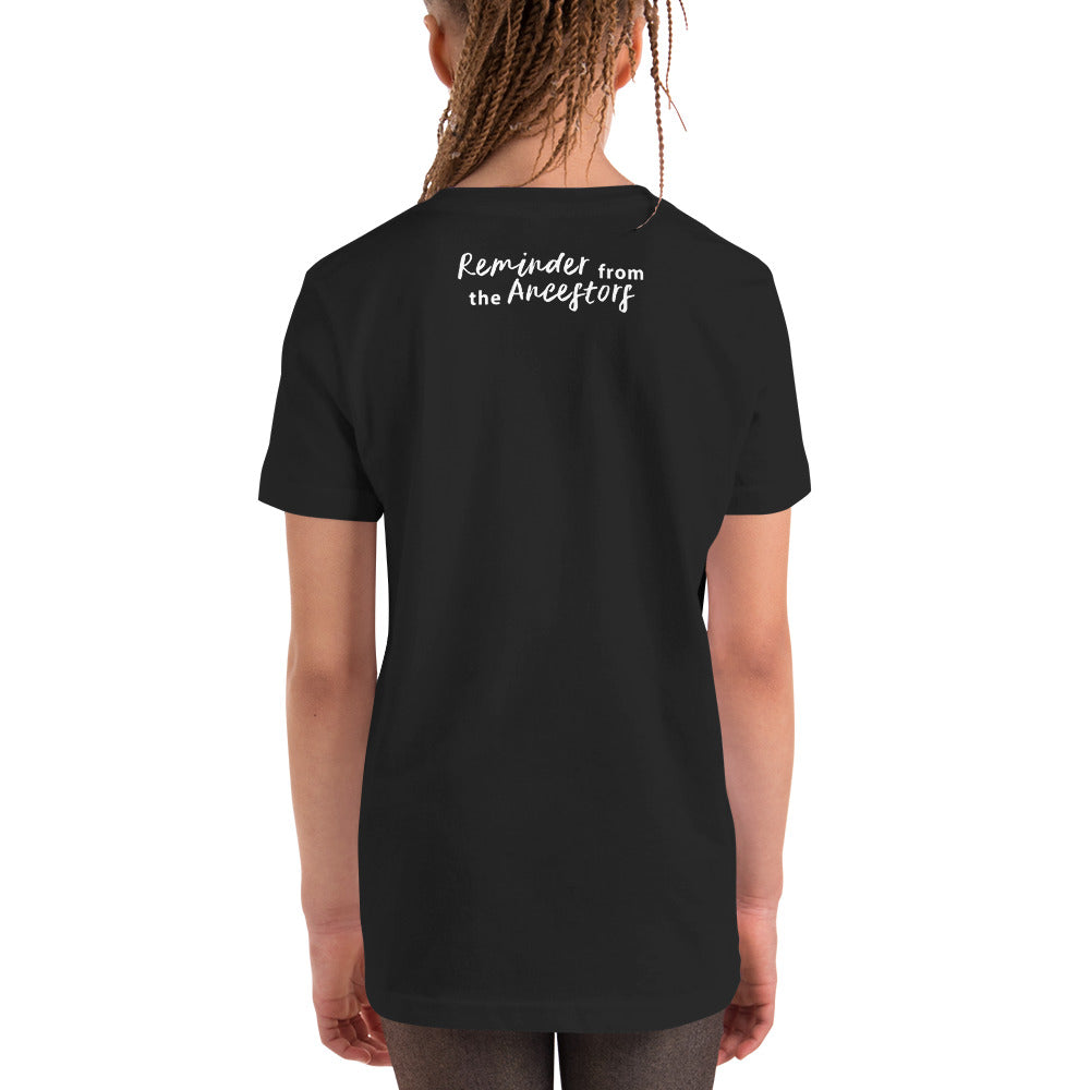I Am Brilliant: Youth Short Sleeve T-Shirt