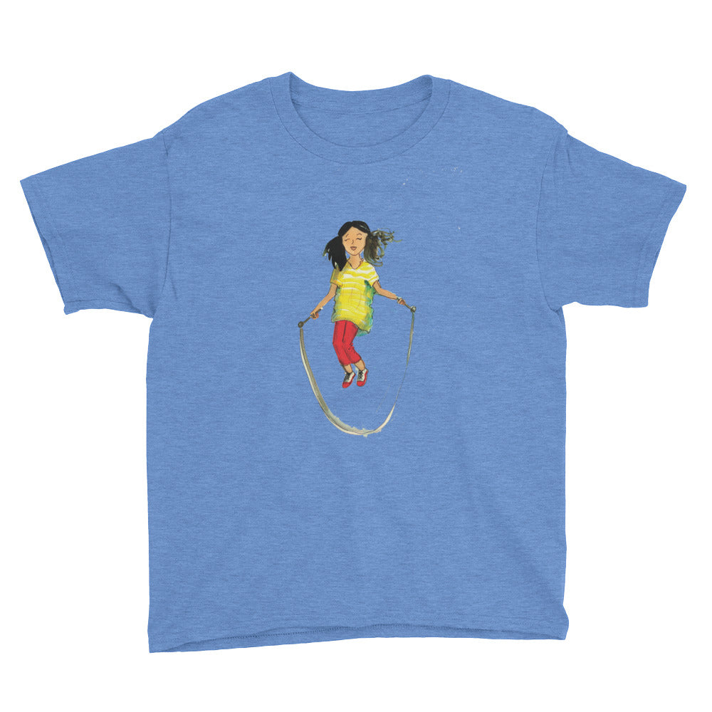 Youth Short Sleeve T-Shirt - Happy Day