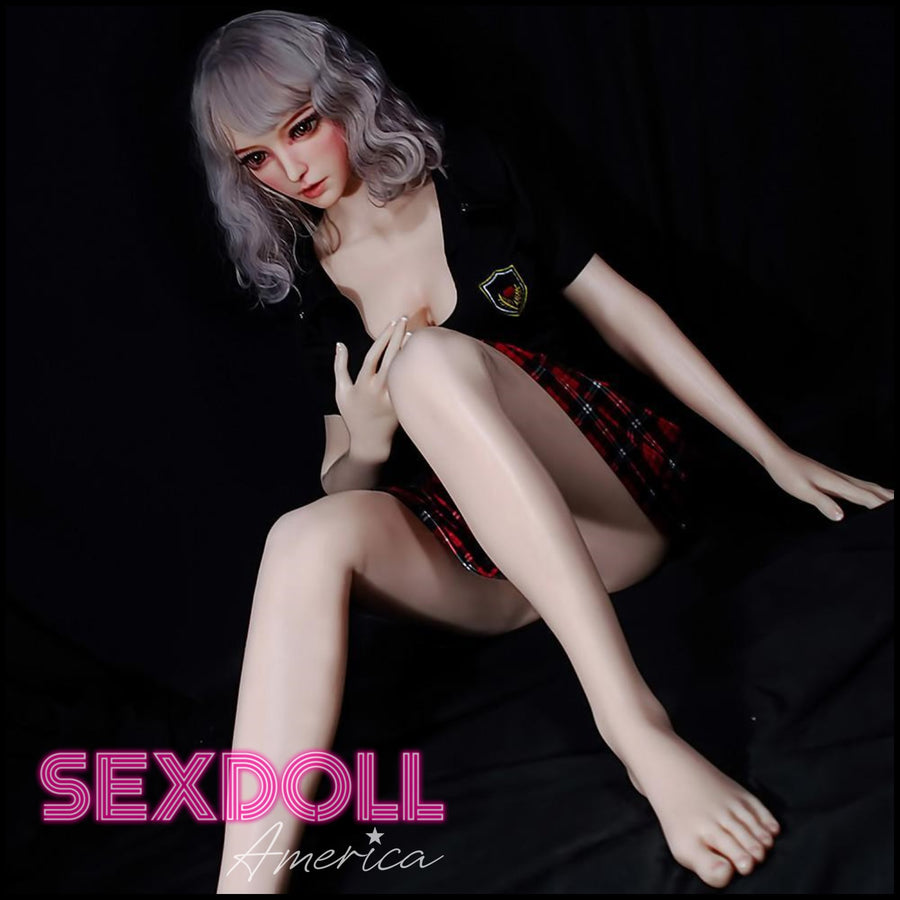 Realistic Sex Doll 165 (5'5'') A C Or E-Cup Nozomi - Elsa by Sex Doll America