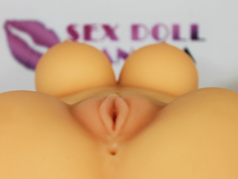 Realistic Sex Doll IN-STOCK - RIPPED BABE TITS AND PUSSY TPE TORSO (SDAYB103) by Sex Doll America