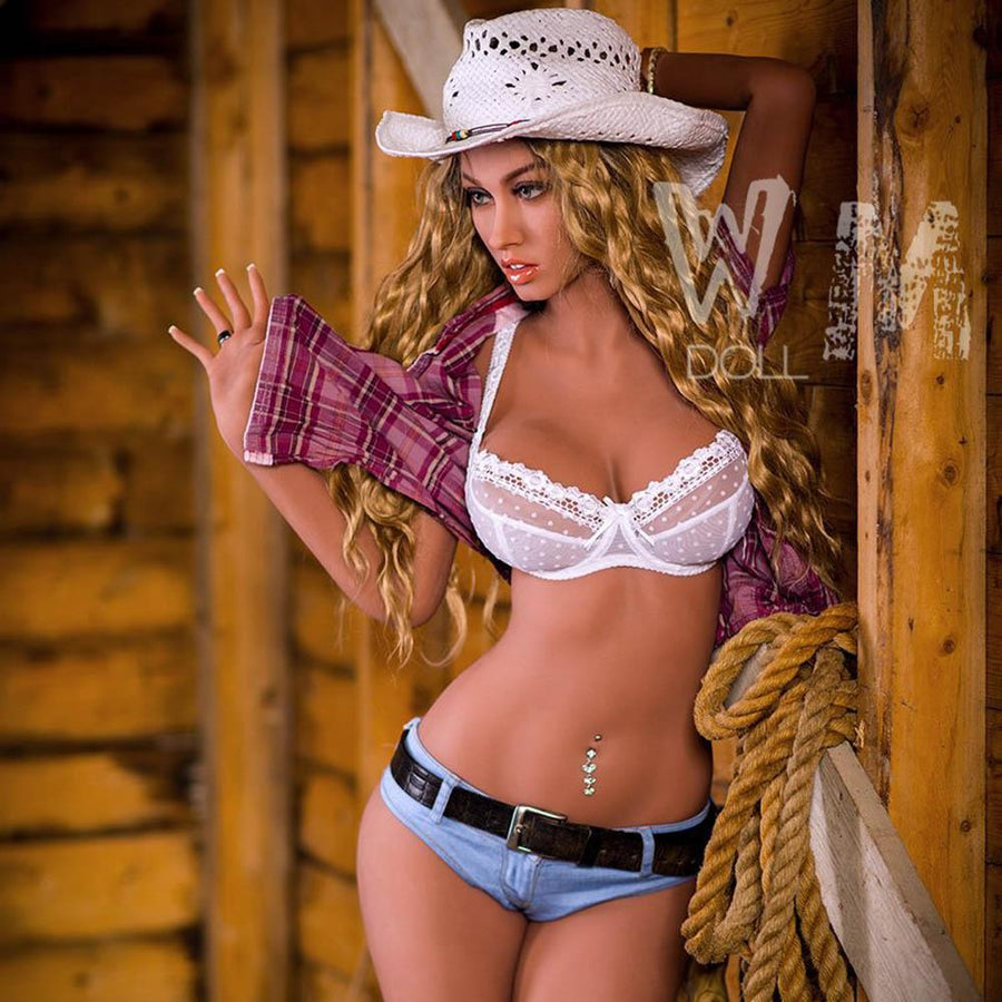 "Realistic Sex Doll IN-STOCK - 162 (5'3"") E-Cup Arizona (#162) - WM by Sex Doll America"