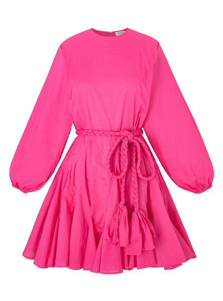 Ella Dress | Hot Pink