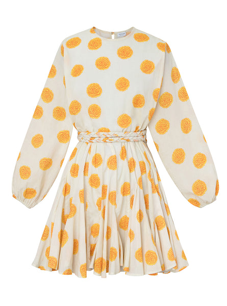 Ella Dress | Marigold