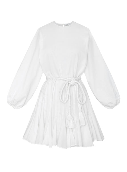 Ella Dress | White