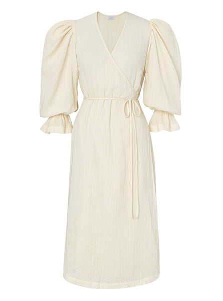 Emi Dress | Cream