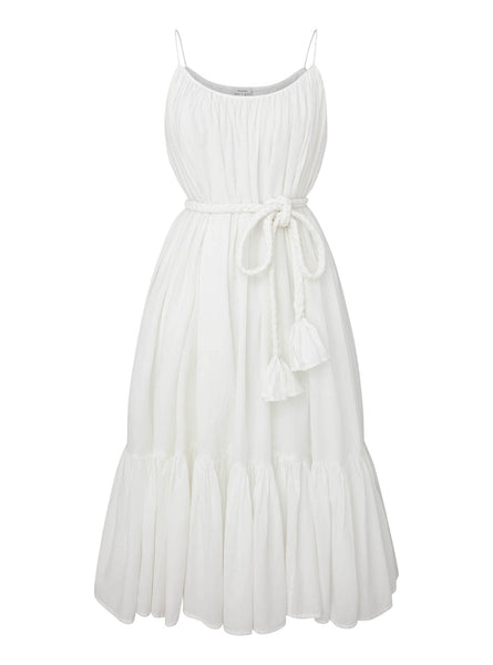 Lea Dress | White
