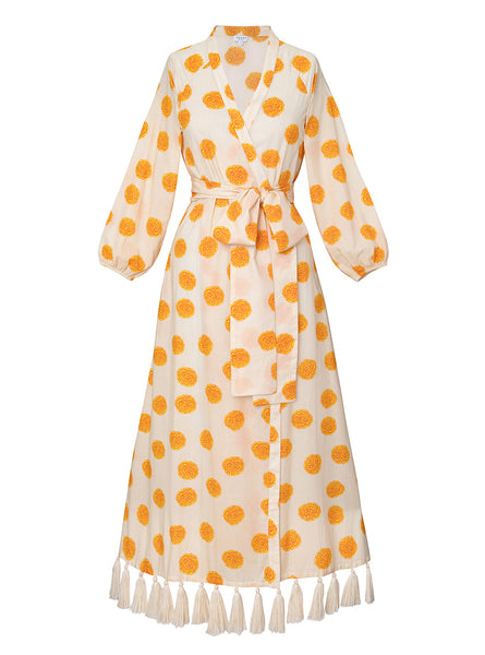 Lena Dress | Marigold