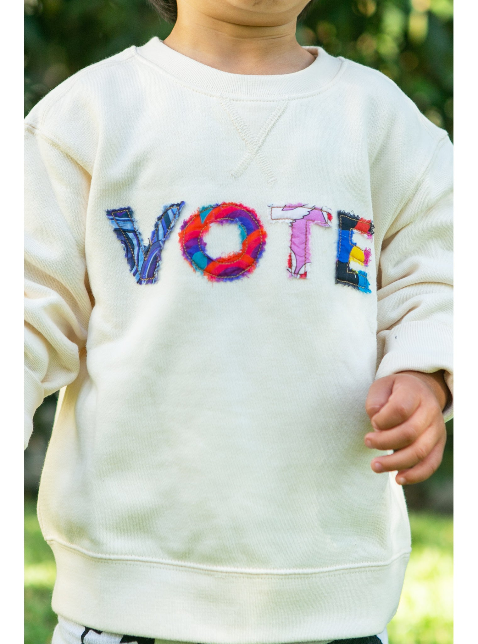 RHODE Kids Vote Sweatshirts