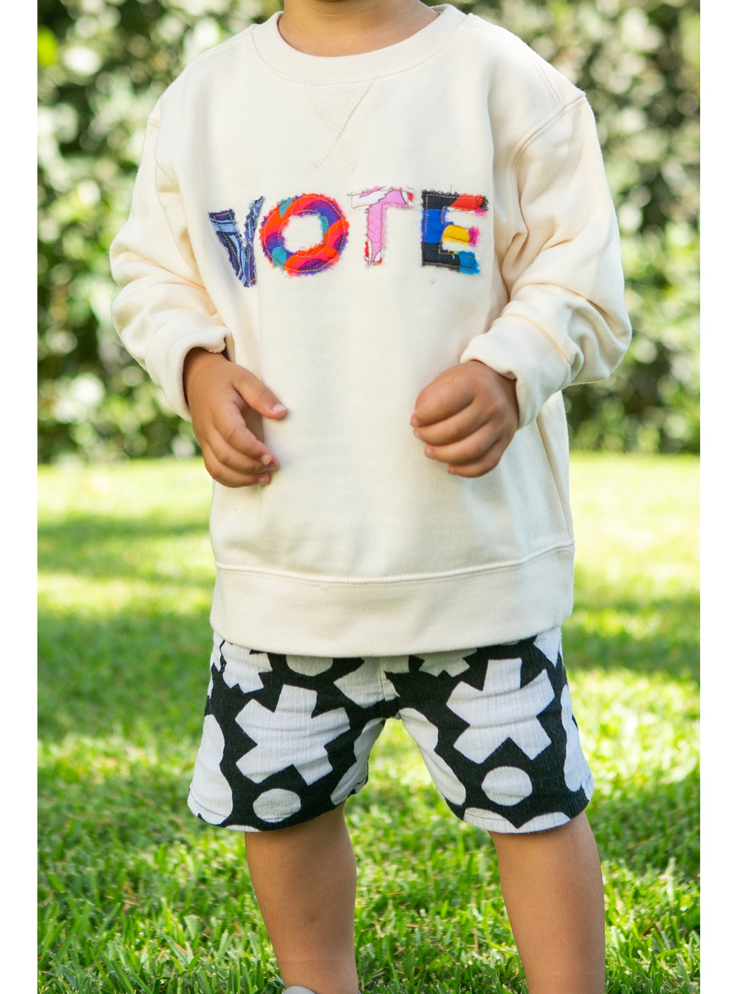 Kids VOTE Sweatshirt | III