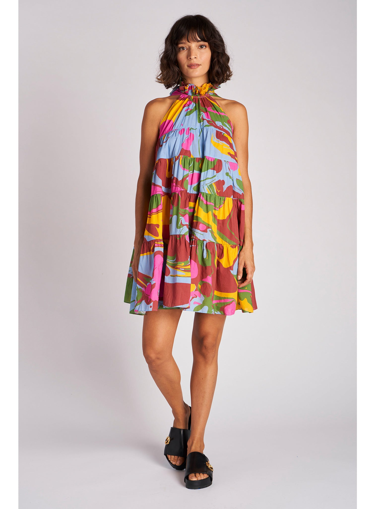 Billy Dress | Swirl