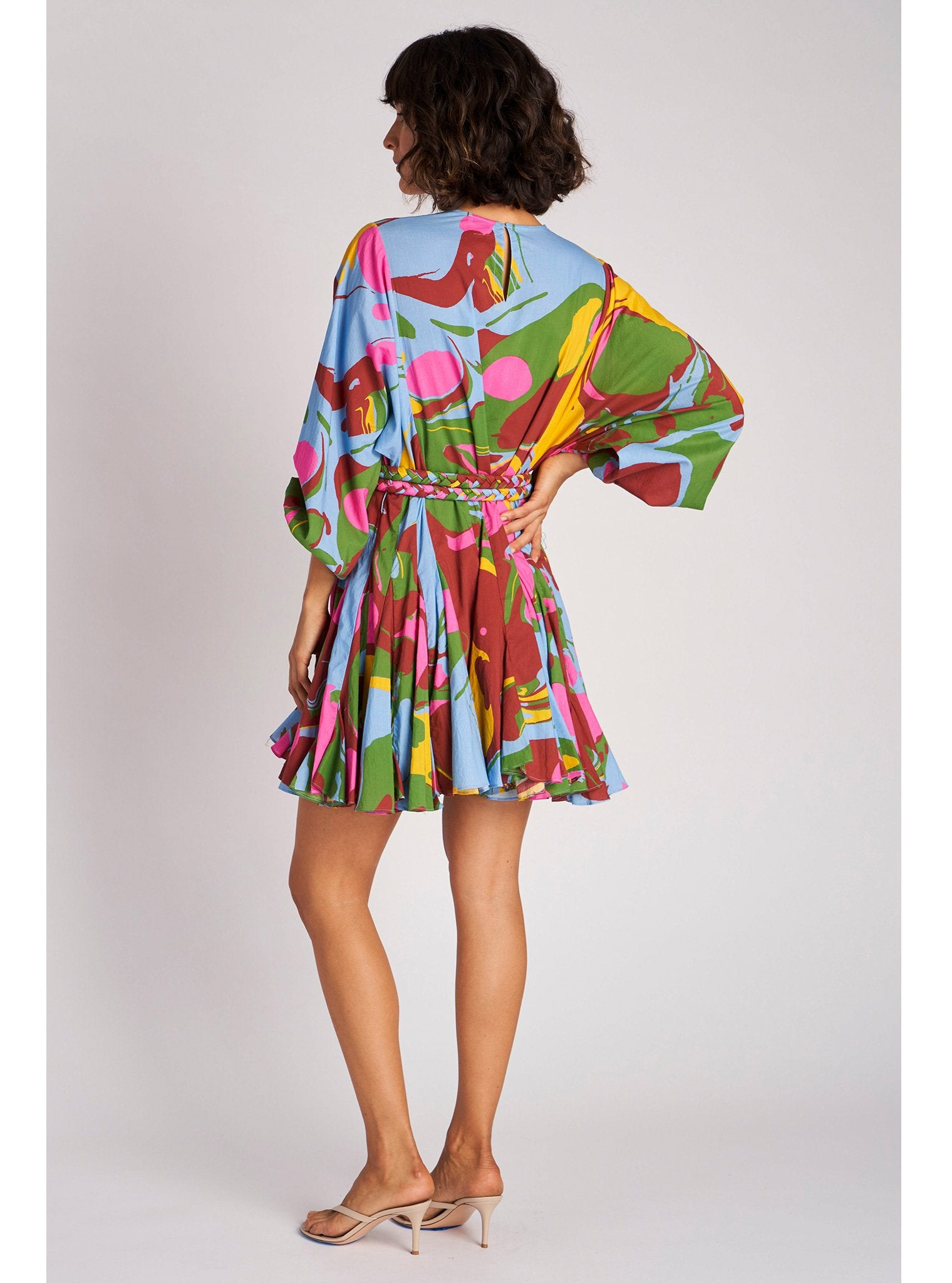 Ella Dress | Swirl