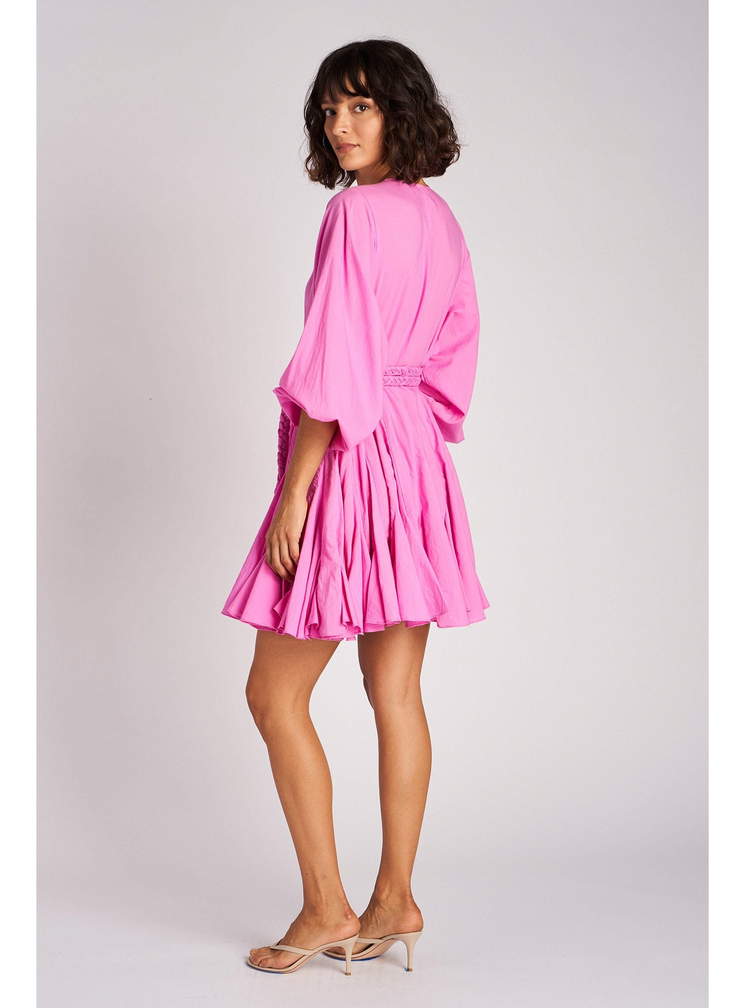 Ella Dress | Cupid Pink